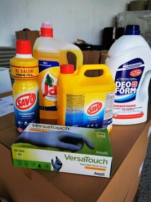 Nově v našem sortimentu hygienické potřeby